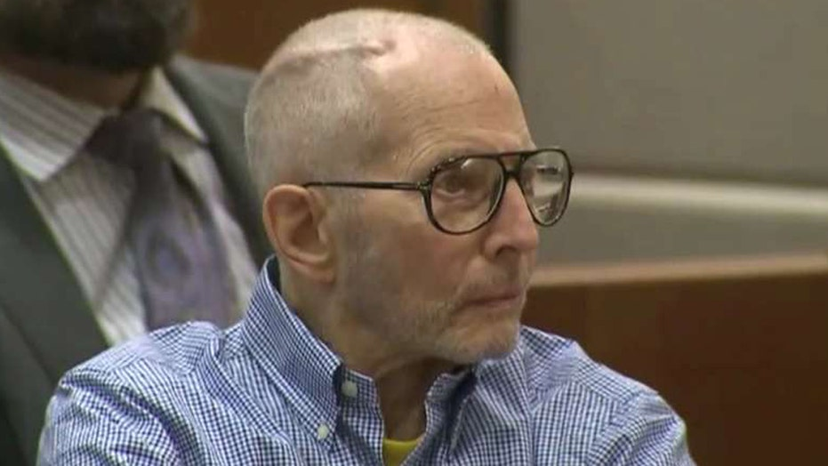 Is frail Durst a danger to witnesses despite being in jail?