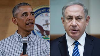 Tensions rise after the Obama administration betrays Israel