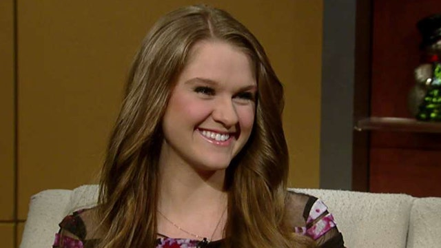 Young rising country star using her voice for good