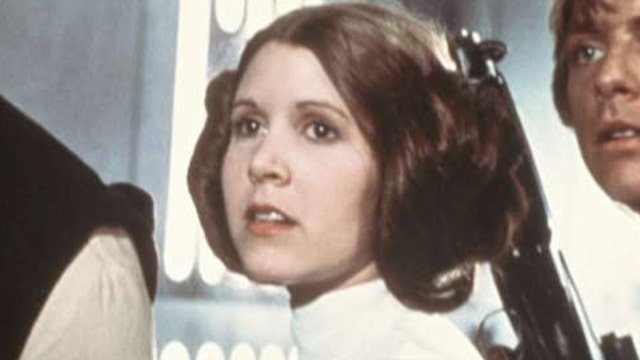 Tammero: Carrie Fisher broke the mold