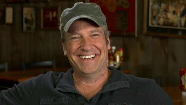 Mike Rowe's job training mission