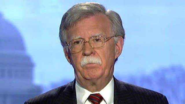 Bolton on Obama's 'extraordinarily radical' outgoing move