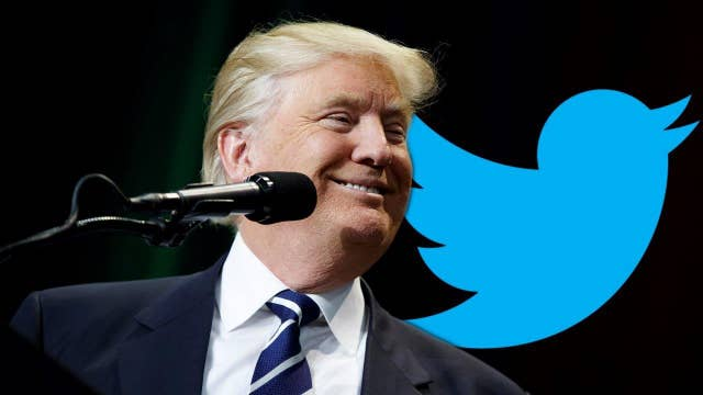 Trump will not give up Twitter after his swearing in
