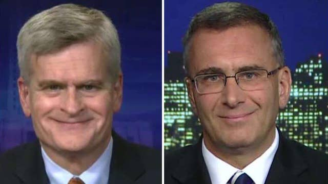 Gruber, Sen. Cassidy debate the future of ObamaCare