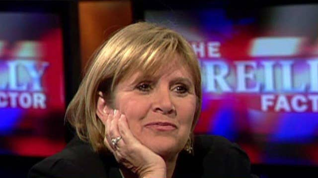 Flashback: O'Reilly's interview with Carrie Fisher