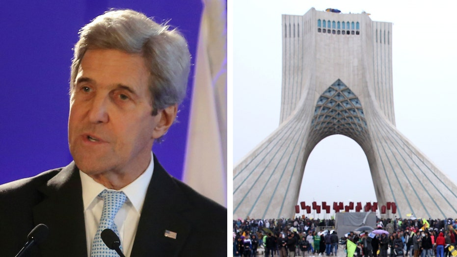 Iran nuclear deal key to Secretary of State Kerry's legacy