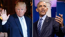The feud continues between the current president and the president-elect. 'The O'Reilly Factor' debates who will handle Putin better