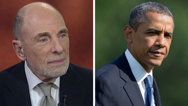 Ed Klein: It seems Obama is having a tough time letting go