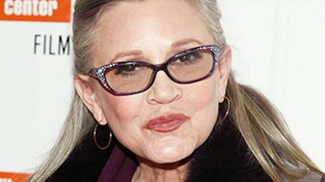Family, friends and fans remember actress Carrie Fisher