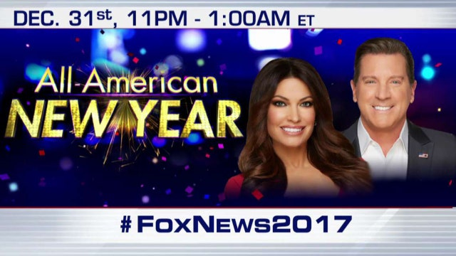 Kimberly and Eric preview 'All-American New Year' special