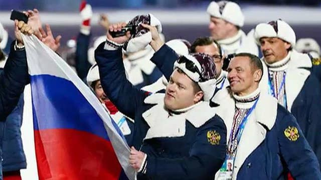 Russia walks back admission of widespread doping of athletes