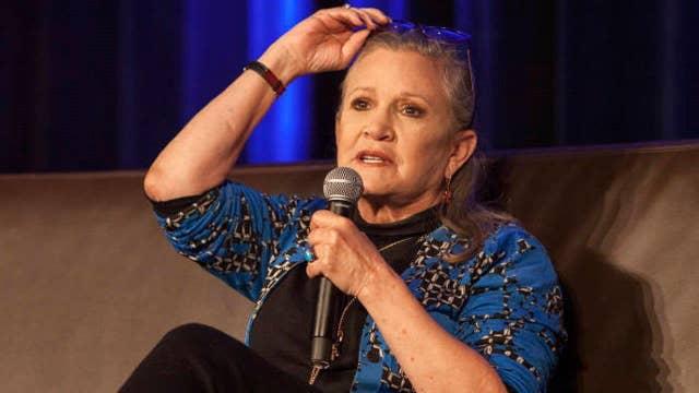 Carrie Fisher's death renews focus on women's heart health