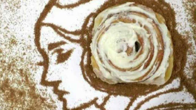 Cinnabon deletes, apologizes for Carrie Fisher tweet