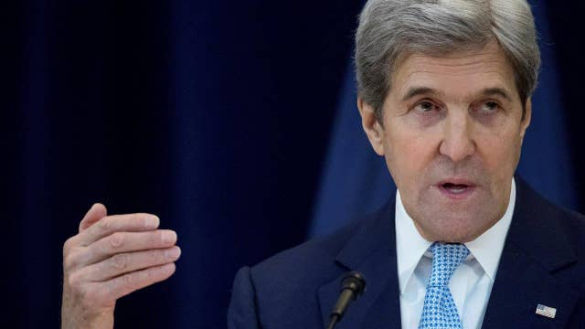 Kerry outlined steps for peace, condemned Israel's policy