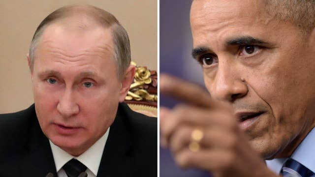 White House to punish Russia for interfering in the election