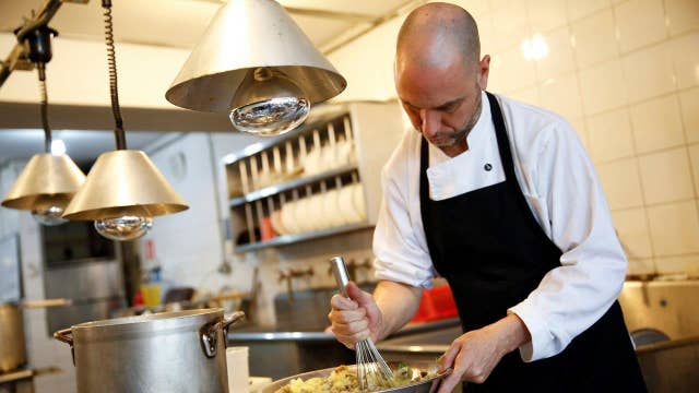 What's driving chefs out of the kitchen?