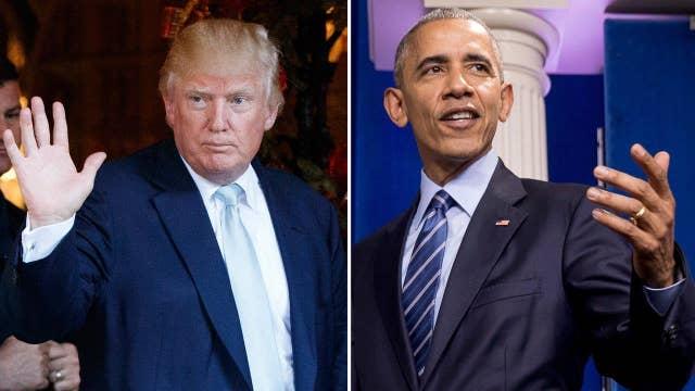 Obama vs. Trump on handling Putin