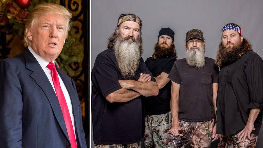 Todd Starnes weighs in on a study by The New York Times that indicates President-elect Donald Trump won regions of the country that watch 'Duck Dynasty'