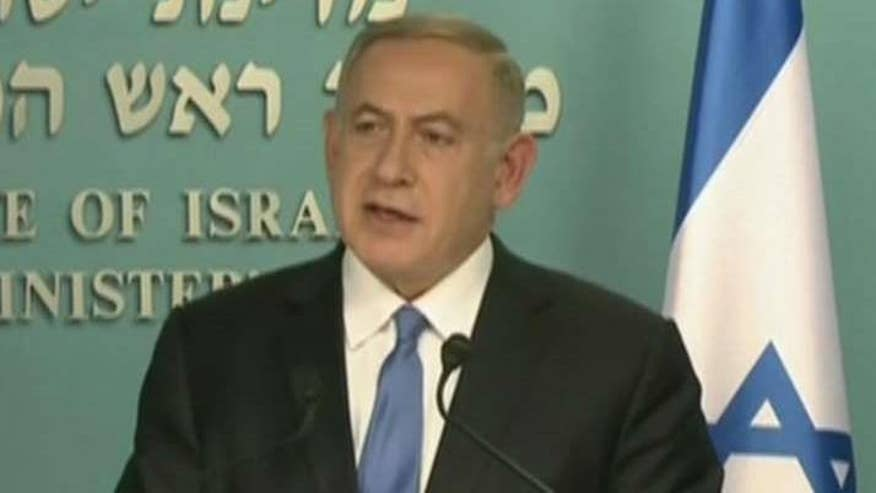 politics netanyahu backs trumps mexico wall touts similar egypt border great idea