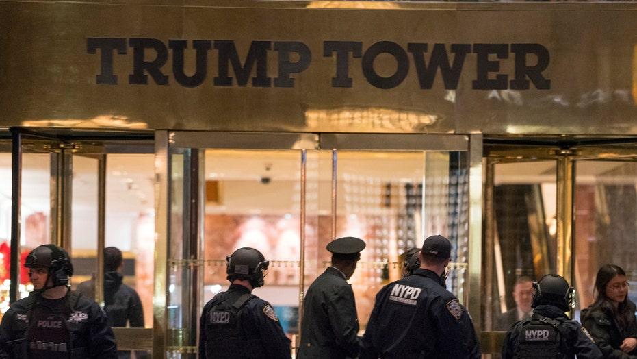 Trump Tower evacuated after suspicious package found