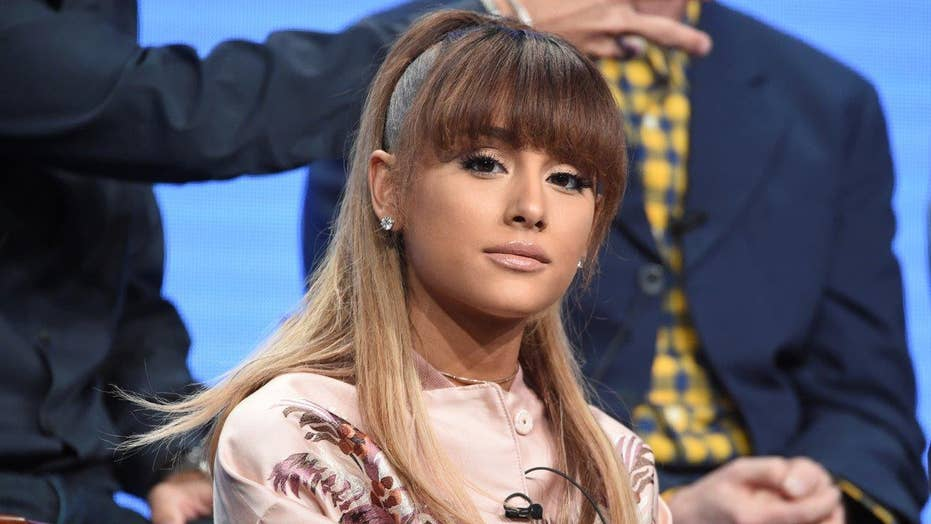 Ariana Grande says she's 'not a piece of meat'