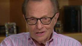 Larry King is exploring his legal options after Eddie Fisher's ex-wife Terry Richard told UK-based news and gossip site DailyMailTV on Monday that the former CNN talk show host groped her twice.