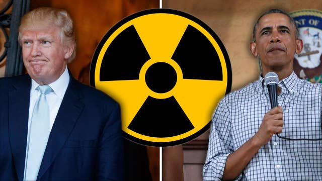 Could Trump's nuclear vision destroy Obama's legacy?