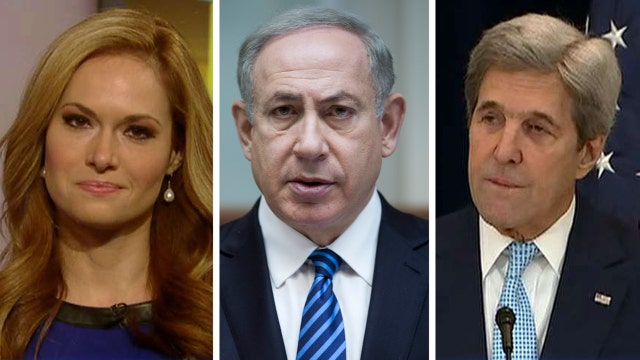 Gillian Turner reacts to Secretary Kerry's speech on Israel