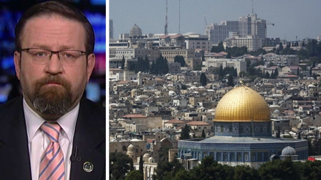 Dr. Gorka on what's next for US/Israel relations