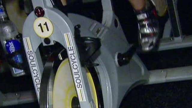 Woman sues SoulCycle after first spin class