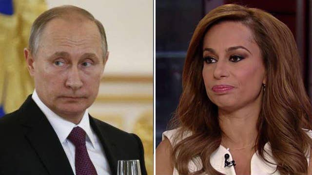 Julie Roginsky: Vladimir Putin is not our friend