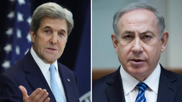 War of words between US and Israel heating up