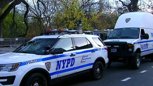 NYC ramps up security ahead of New Year's Eve