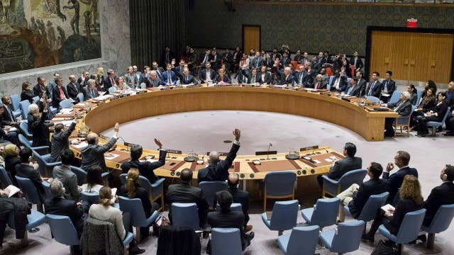 Fallout from UN vote continues to spread across Washington