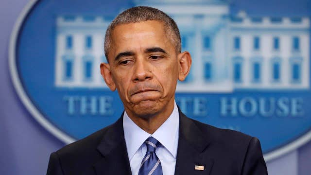 Is President Obama leaving a legacy of divisiveness?