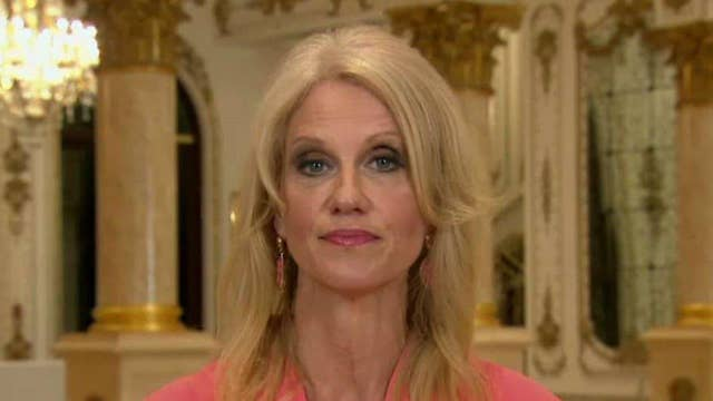 Kellyanne Conway on how Trump will address Russia and Israel