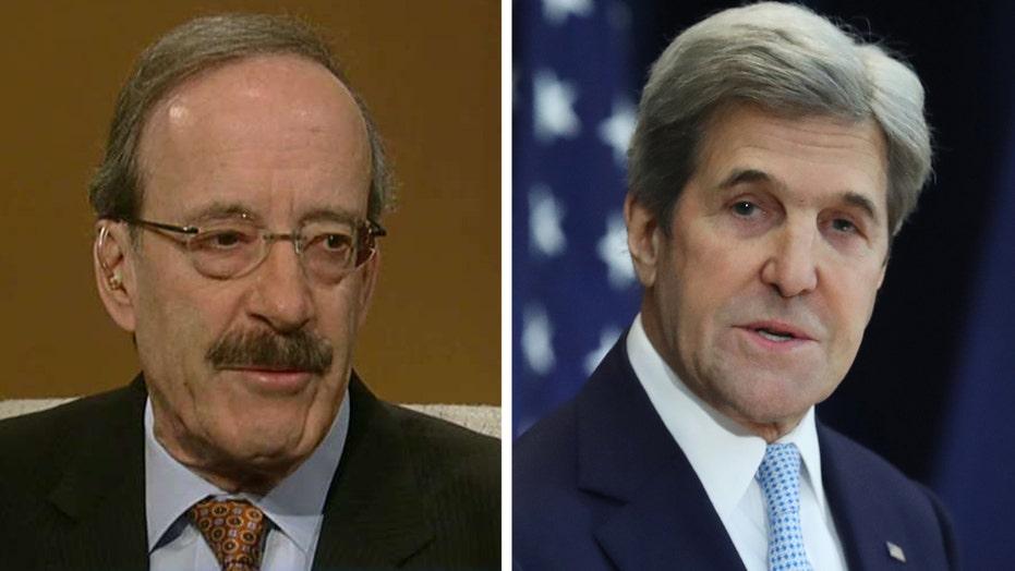 Democrat splits with Obama administration over Israel