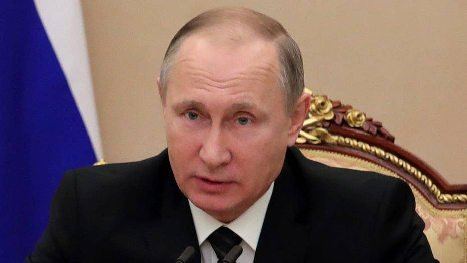 WH prepares to retaliate against Russia for election hacking