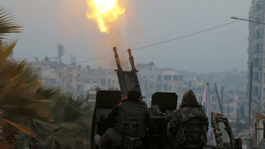 Syrian cease-fire agreement brokered by Turkey and Russia
