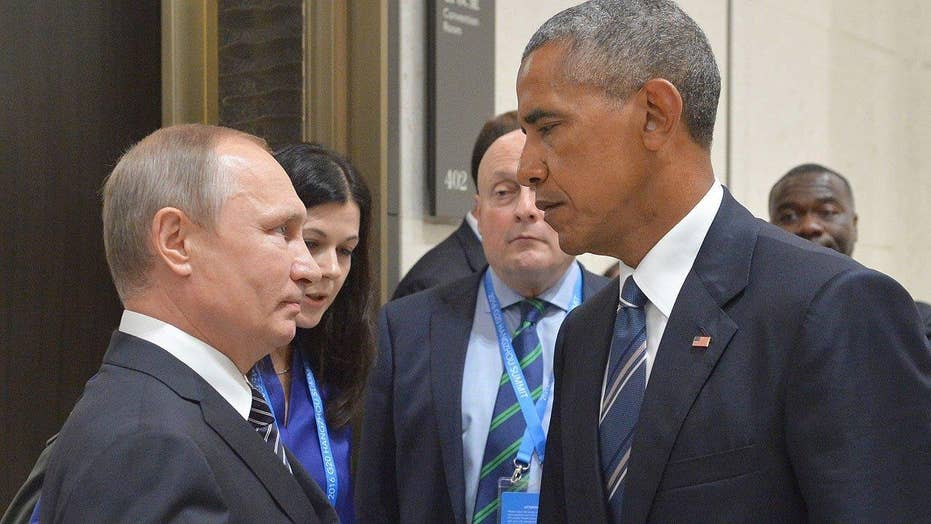 Obama administration announces new Russia sanctions