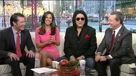 KISS front man says band was never invited to perform