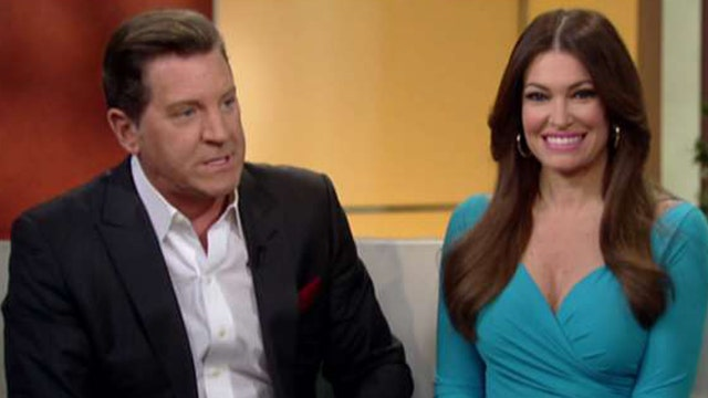 Spend New Year's with Kimberly Guilfoyle and Eric Bolling