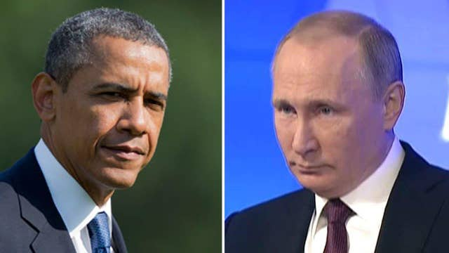 Obama administration sanctions Russia over election hacking
