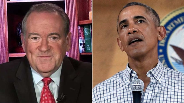 Huckabee blasts Obama WH's 'disgusting' treatment of Israel