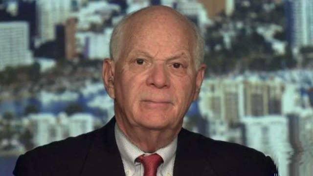 Sen. Ben Cardin calls for tougher sanctions against Russia