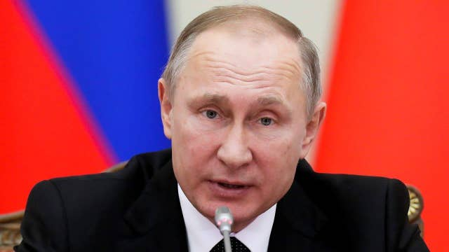 Bipartisan support for sanctions against Russia
