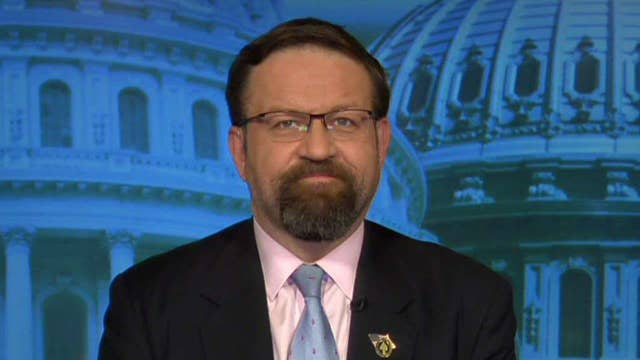 Gorka: Putin is playing the game very smoothly