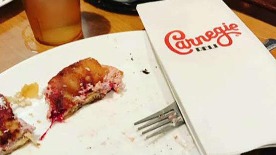 Famous Times Square restaurant Carnegie Deli closing