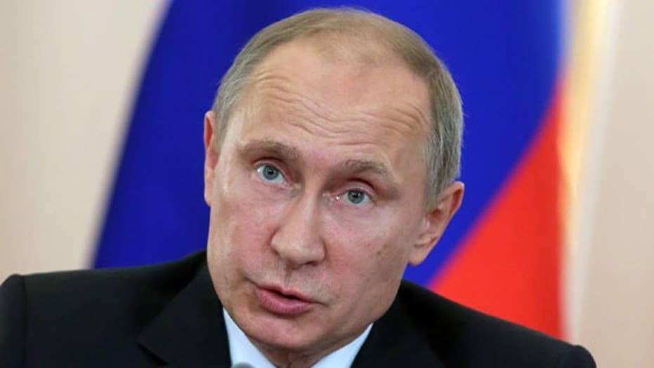 Putin says Russia will not retaliate against US sanctions
