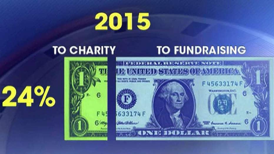 Inside charity fundraising